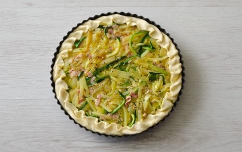 Preparazione Crostata di verdura - Fase 4