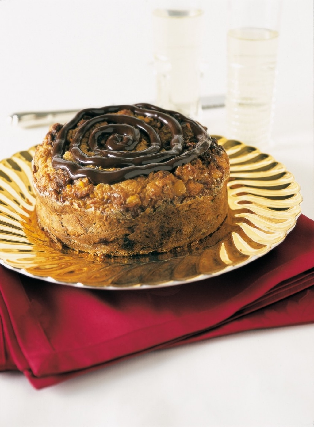 ricetta dolce di panettone al cioccolato cucchiaio d 39 argento. Black Bedroom Furniture Sets. Home Design Ideas