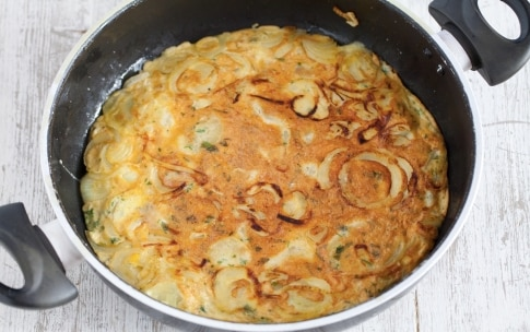 Preparazione Frittata di patate - Fase 4