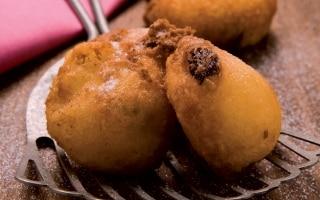 Frittelle al mascarpone