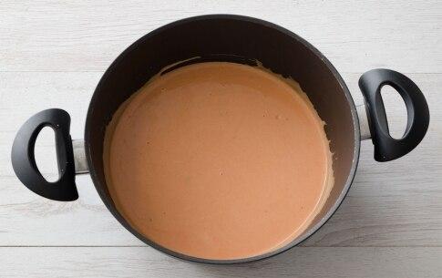 Preparazione Gnocchi al pomodoro gratinati - Fase 1