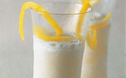 Granita di limone al rum