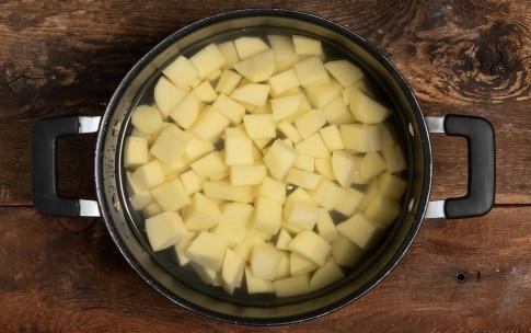 Preparazione Insalata di polpo con patate - Fase 3