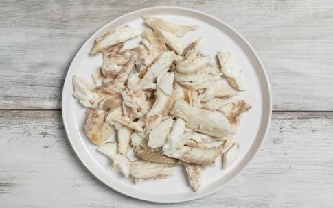 Preparazione Insalata piccante di pesce - Fase 1