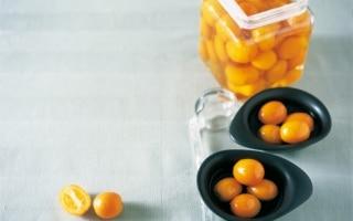 Kumquat sotto spirito