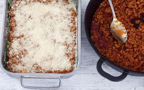 Preparazione Lasagne alla bolognese - Fase 6