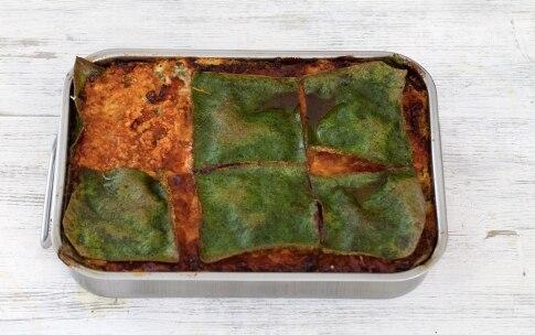 Preparazione Lasagne alla bolognese - Fase 7