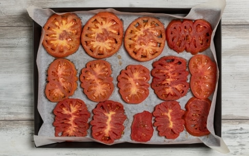 Preparazione Millefoglie di melanzane - Fase 1