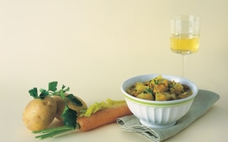 Minestra di cozze e patate
