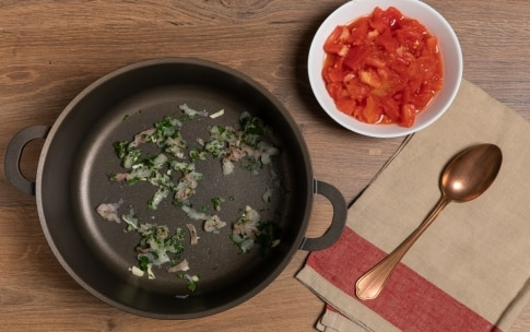 Preparazione Minestra di lenticchie - Fase 1