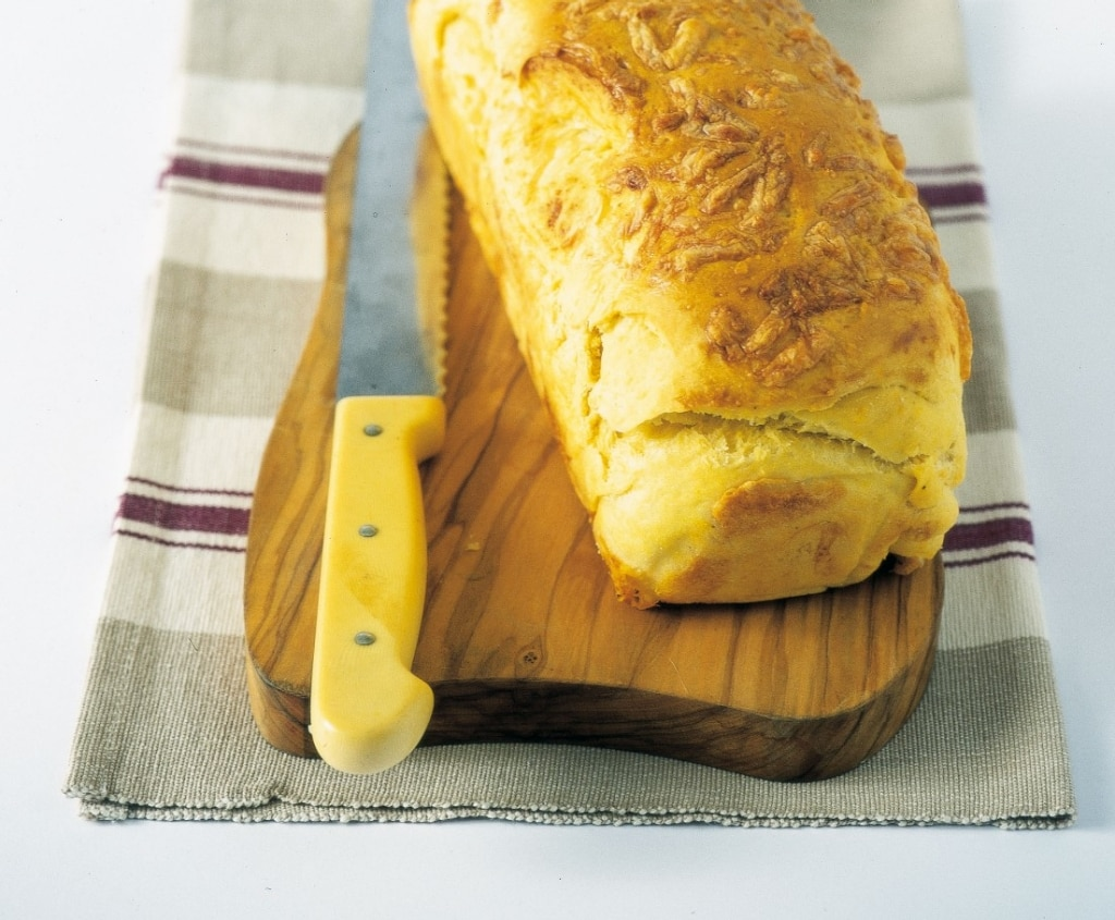 Pan brioché allo zafferano