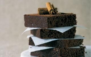 Pan di spezie al cioccolato