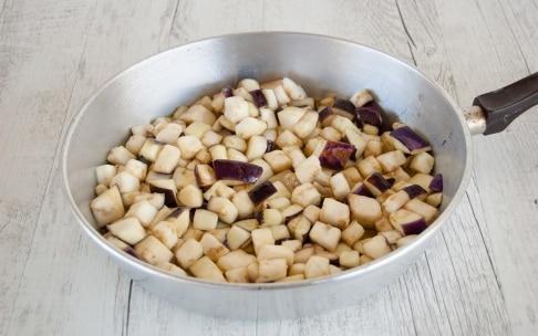 Preparazione Pasta 'ncasciata - Fase 2