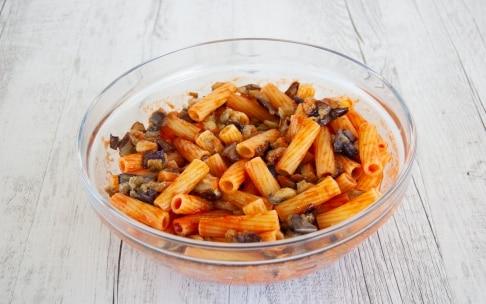 Preparazione Pasta 'ncasciata - Fase 3