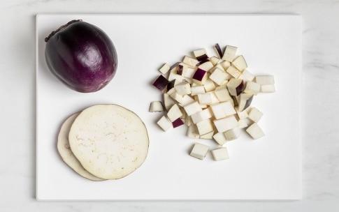 Preparazione Pasta alla Norma - Fase 3