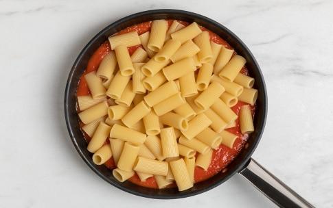 Preparazione Pasta alla Norma - Fase 4