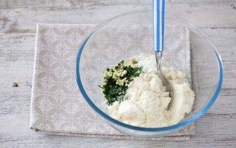 Preparazione Pasta e pomodori al forno - Fase 2