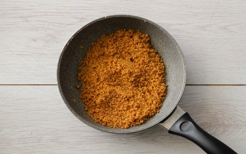Preparazione Penne con lenticchie e ragù di verdure - Fase 4