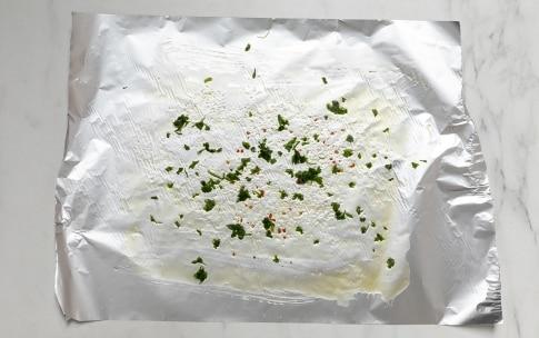 Preparazione Pesce spada al forno - Fase 1