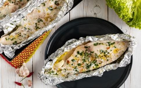 Preparazione Pesce spada al forno - Fase 3