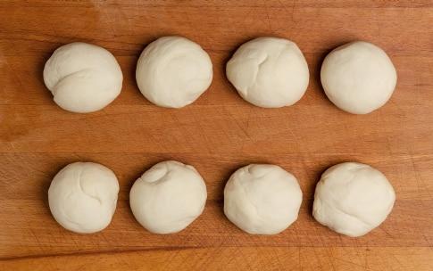Preparazione Piadina romagnola - Fase 2