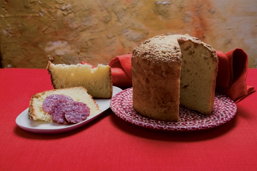 Pizza salata di Pasqua