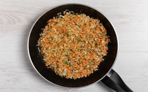 Preparazione Polenta pasticciata con sugo finto - Fase 1