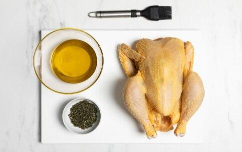 Preparazione Pollo arrosto - Fase 1