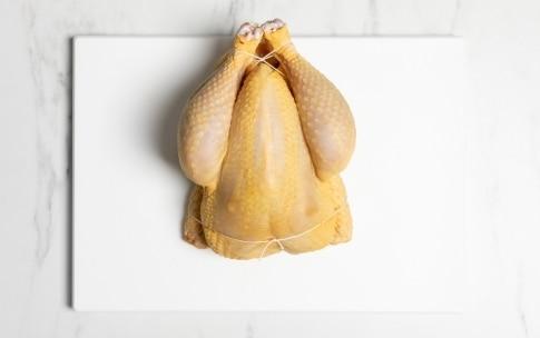Preparazione Pollo arrosto - Fase 2