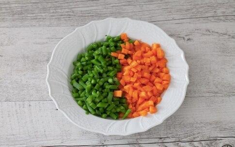 Preparazione Polpettone di pollo e verdure - Fase 1
