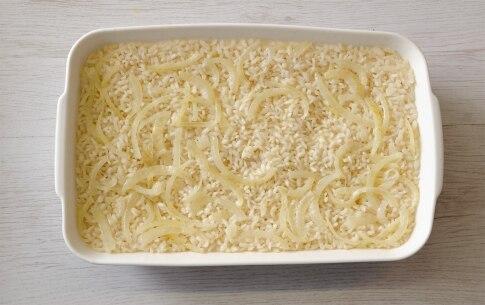 Preparazione Riso al curry con gamberi - Fase 4