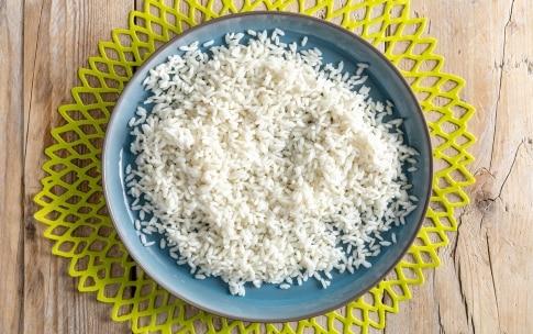 Preparazione Insalata di riso alla menta e feta - Fase 1