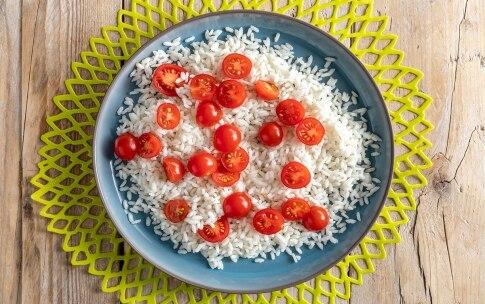 Preparazione Insalata di riso alla menta e feta - Fase 2