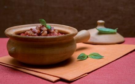 Salsa di pancetta affumicata