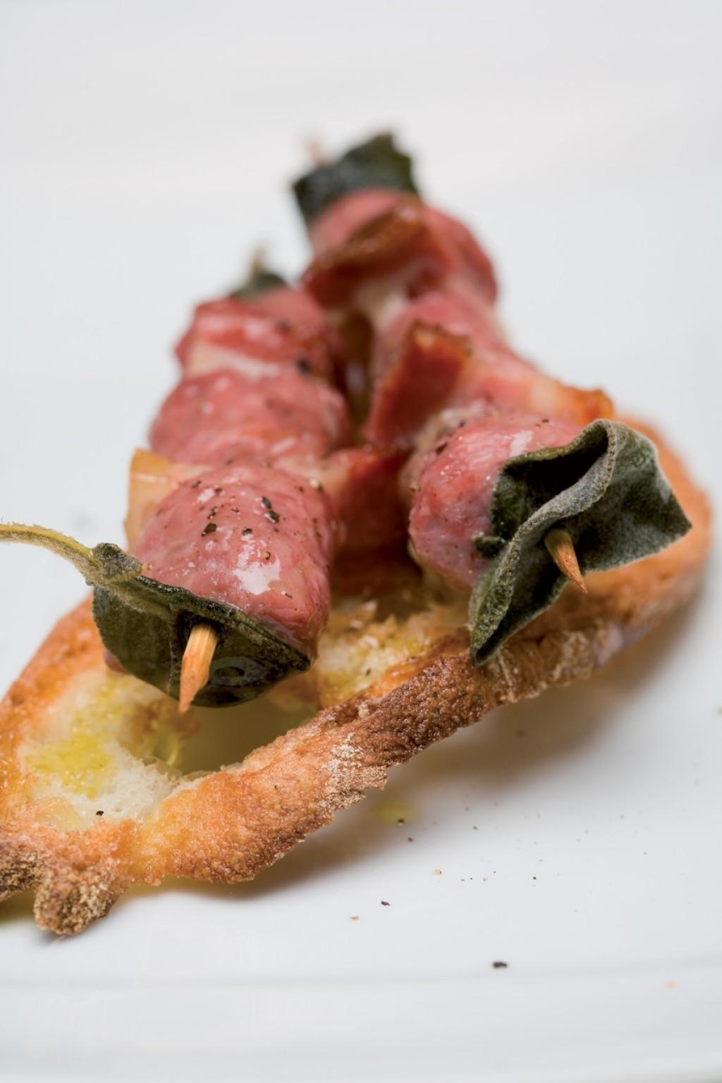 Salsicce e pan'unto