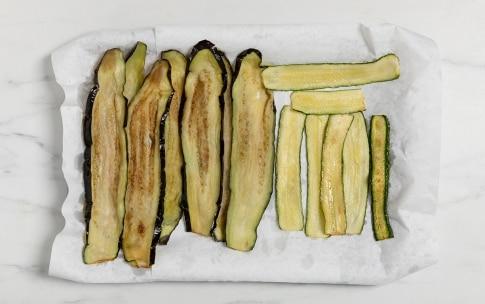 Preparazione Sartù vegetariano - Fase 1