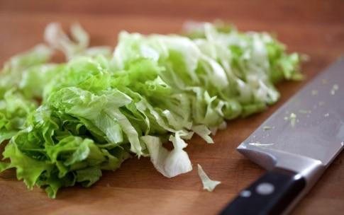 Preparazione Scampi con salsa di agrumi - Fase 2