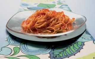 Spaghetti del lago