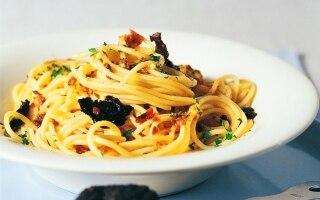 Spaghetti alla Nursina