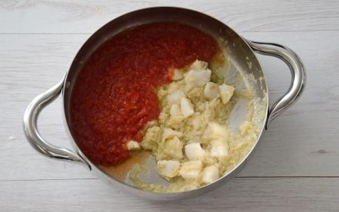 Preparazione Spaghetti al sugo di scampi e capesante - Fase 2