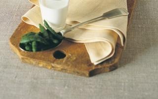 Spätzle di spinaci