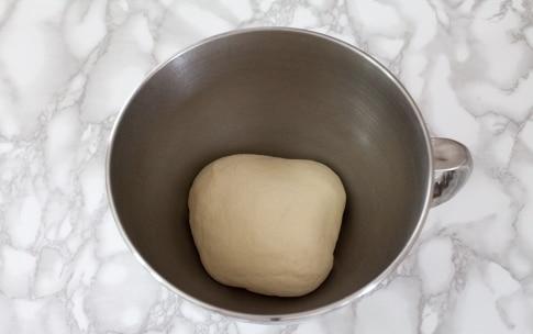 Preparazione Torta salata con bietole e ricotta - Fase 1