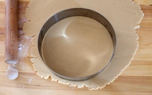 Preparazione Torta di nocciole e crema gianduia - Fase 2