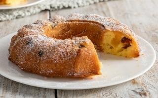 Torta del Donizetti