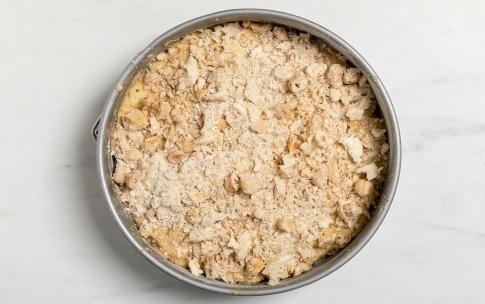 Preparazione Torta con zucchero di canna e mele - Fase 4