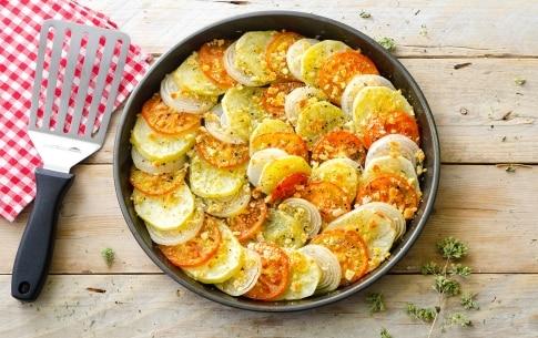 Preparazione Verdure al forno - Fase 3