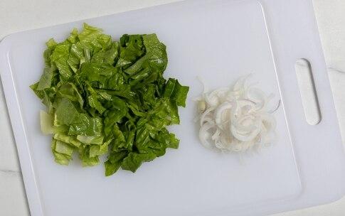 Preparazione Vignarola - Fase 2