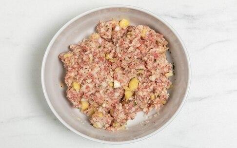 Preparazione Zucchine ripiene - Fase 2