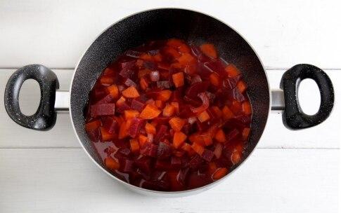 Preparazione Zuppa di barbabietole - Fase 3