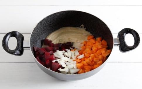 Preparazione Zuppa di barbabietole - Fase 2